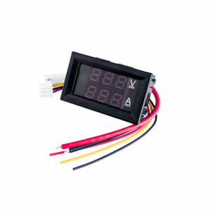 DC-0-100V-10A-Digital-Voltmeter-Ammeter-Dual-Display-Voltage-Detector