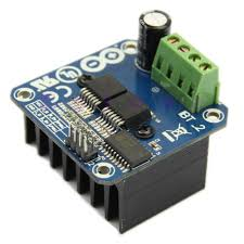 IBT-2 H-Bridge with Arduino