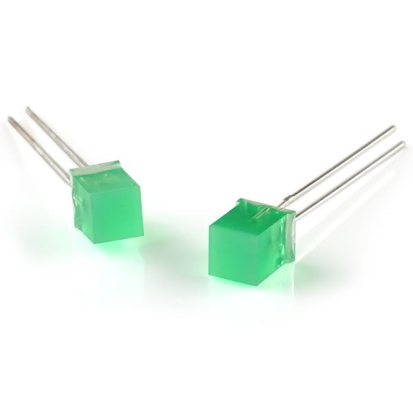 led-square-green-5mm