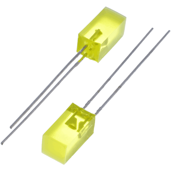 square-yellow-led