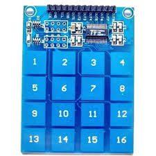 Keypad & Switches