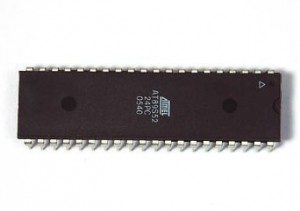 Microcontroller-ATMEL-89S52