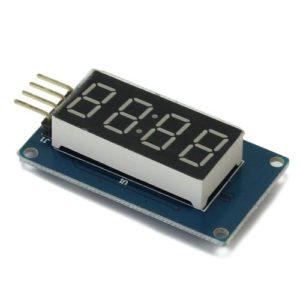 TM1637-LED-Clock-Module