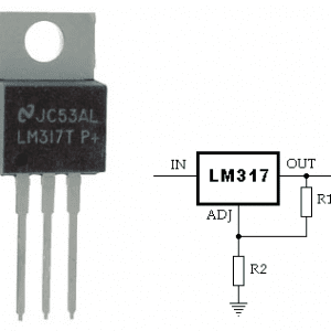 lm317-t-voltage-regulator