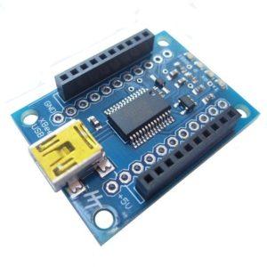 Xbee-s2-explorer-Adapter-Module