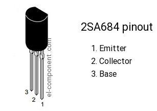 2sa684-bipolar-transistor