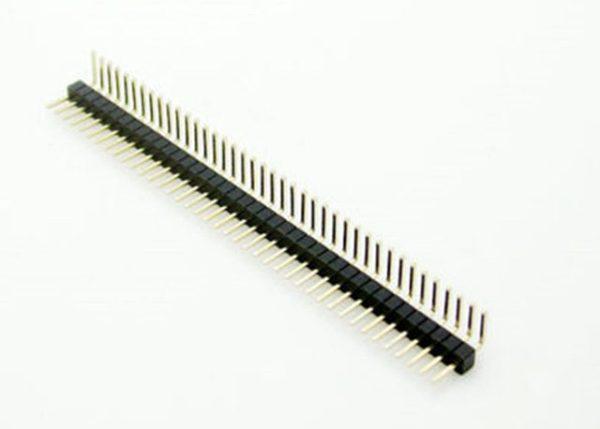 40-Pin-Single-Row-Right-Angle-rectangular-Male-Pin-Header-Strip