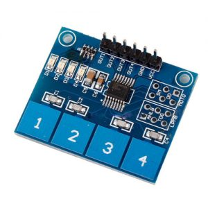 TTP229-4-Keys-Capacitive-Touch-Keypad-Module-in-Pakistan