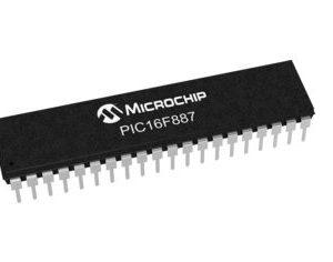 PIC16F887-microcontroller