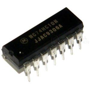 7410-SN74LS10N-74LS10-IC