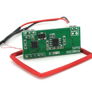 RFID-rdm6300-card-reader-module