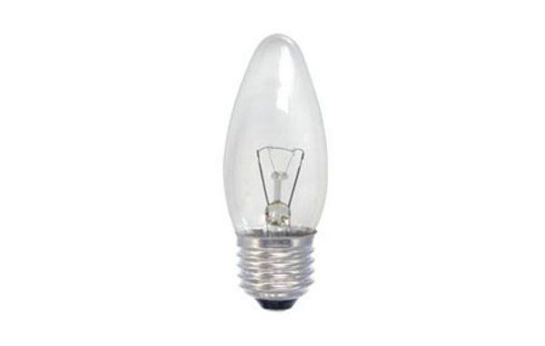 Clear-Candle-Bulb-E27-60W