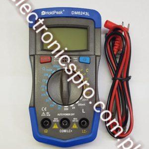 LCR-meter-holdpeak-dm6243L