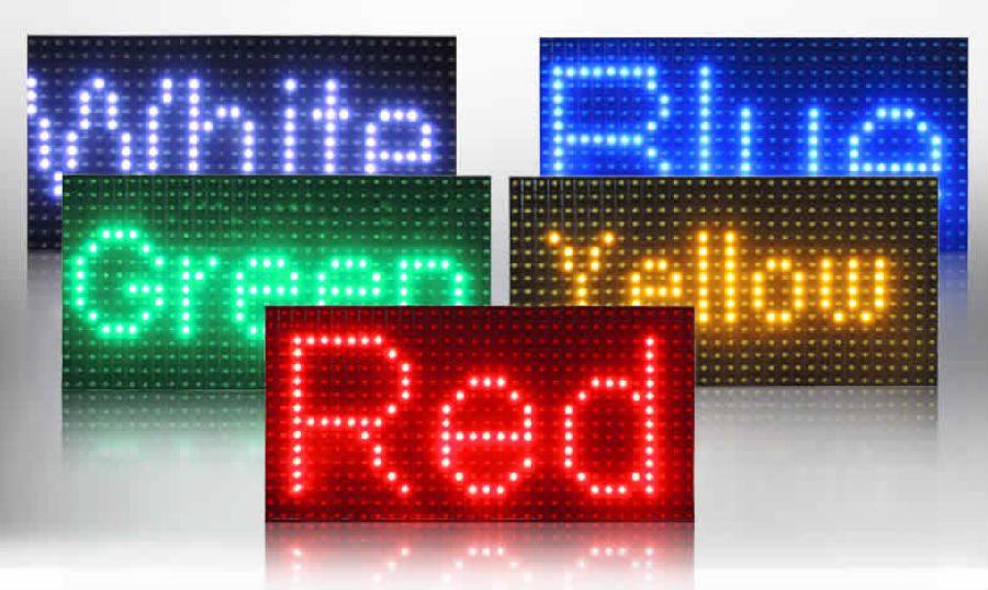 wholesale dealer 92821 ec5ac P10 LED Panel Outdoor in Pakistan