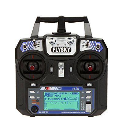 Flysky-FS-i6-AFHDS-2A-2.4GHz-6CH-Radio-System-Transmitter-for-RC-Helicopter-Glider-with-FS-iA6 Receiver