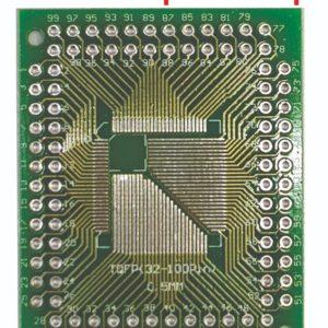 TQFP-100-pins-65-pins