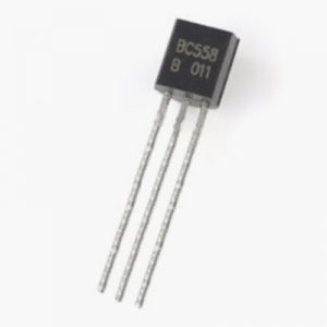 BC558-Transistor