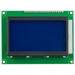 128x64 Graphic LCD in Blue Color in Pakistan