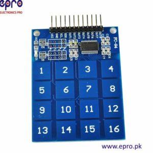 TTP229 16 Keys Capacitive Touch Keypad Module