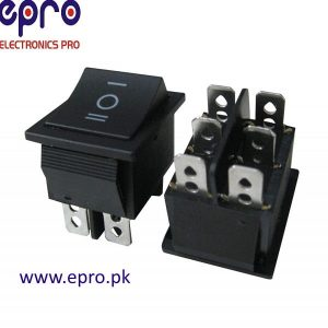 Rocker switch 6 Pins Series Parallel