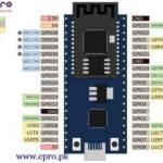 Description of ESP32S NodeMCU Development Board