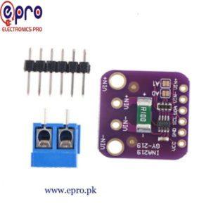 INA219 Bi-Direction DC Power Supply Sensor GY-219 Module in Pakistan