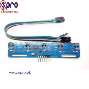 5 Channel Line Following Array - Tracking Sensor Module – Infrared Tracking Sensor Module BFD-1000