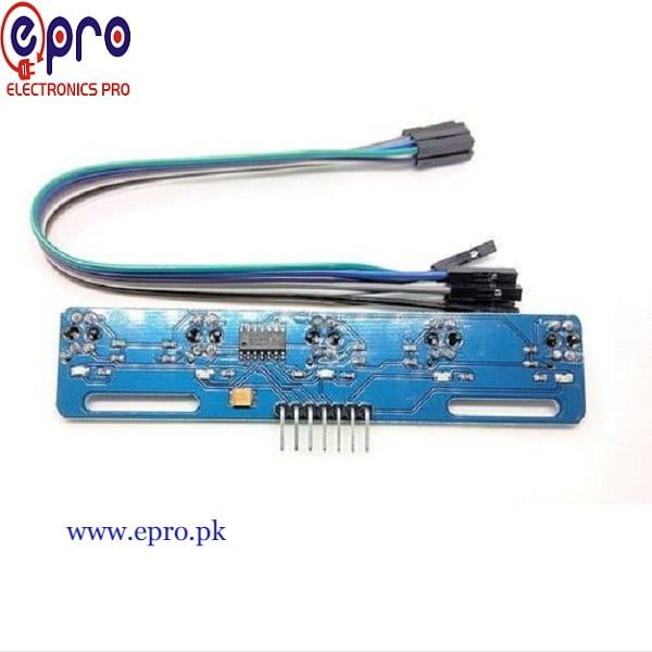 5 Channel Line Following Array - Tracking Sensor Module – Infrared Tracking Sensor Module BFD-1000