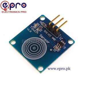 TTP223B Digital Touch Sensor in Pakistan