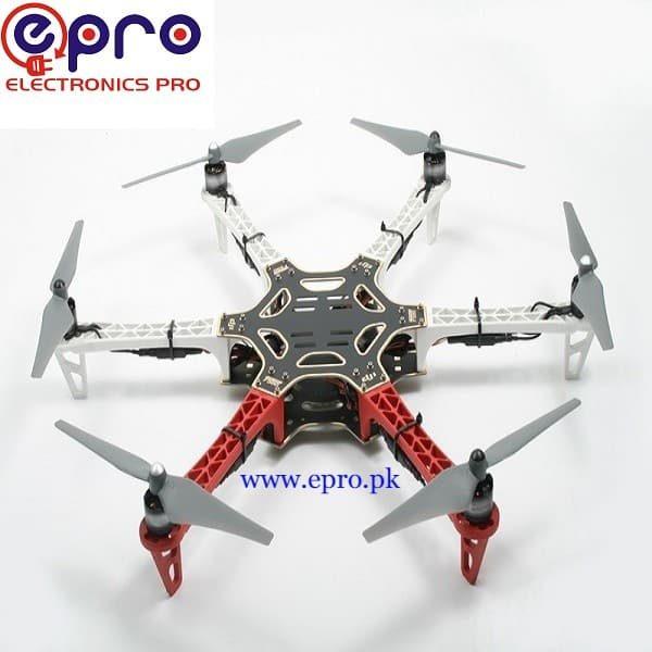 DJI F550 Hexacopter Complete Kit in Pakistan