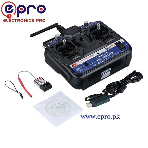 FlySky 6CH Transmitter With Receiver in Pakistan
