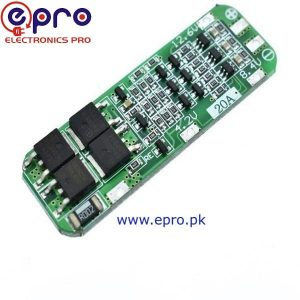 20A 12V Lithium Battery Charger Module BMS 18650 in Pakistan