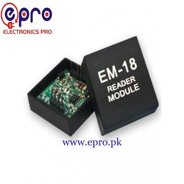 EM18 RFID Long Range Module in Pakistan