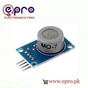 MQ7 Gas Sensor Carbon Monoxide in Pakistan