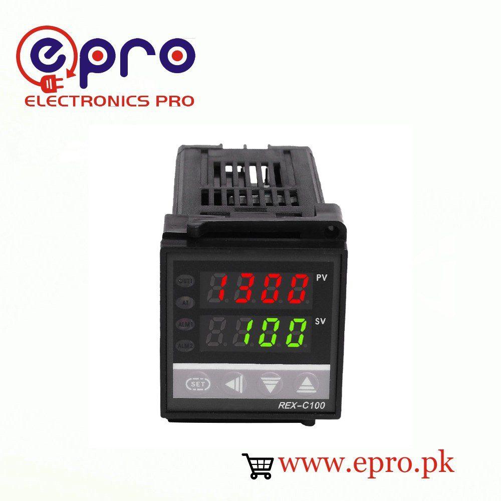 Digital Temperature Controller Rex