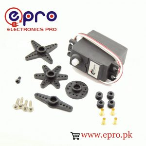 360 Degree Rotation Servo DS04-NFC in Pakistan