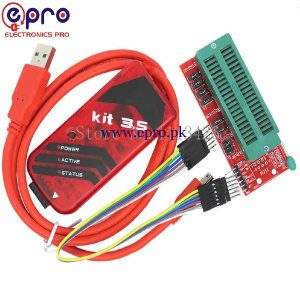 PICKIT 3.5 Programmer Board with Adapter in Pakistan