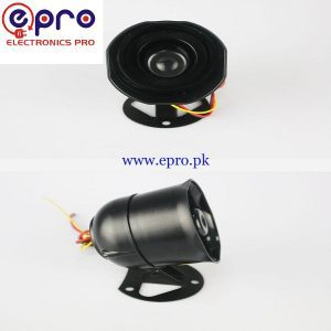 Small Alarm Siren Electric Speaker 12V 10W in Pakistan