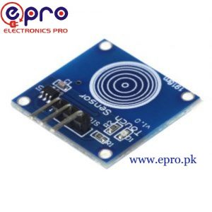 TTP223B Capacitive Touch Switch Module in Pakistan