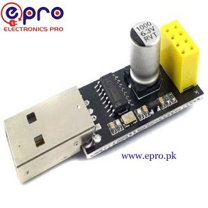 USB to ESP8266 Adapter Module in Pakistan