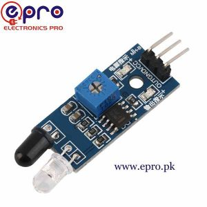 IR Obstacle Detection Sensor Module in Pakistan