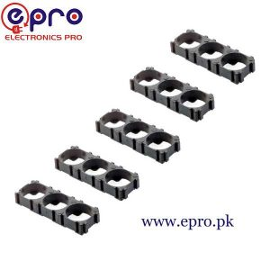 18650 3×1 Battery Cell Base Holder in Pakistan