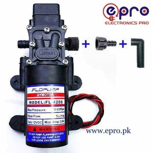 775 FLO Motor Diaphragm Pump 12VDC 70W & 60W High Pressure Pump