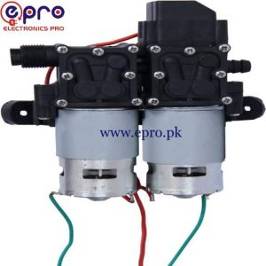 FLO Diaphragm Double Water Pump 12V-24V in Pakistan