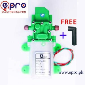Pace Motor Diaphragm Pump 12VDC in Pakistan