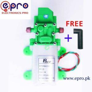 775 Pace Motor Diaphragm Pump 12VDC 70W & 60W High Pressure Pump