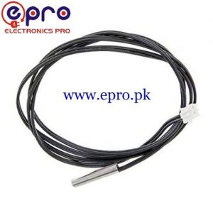 Waterproof Thermistor Probe Wire 10K of W1209 Temperature Sensor in Pakistan