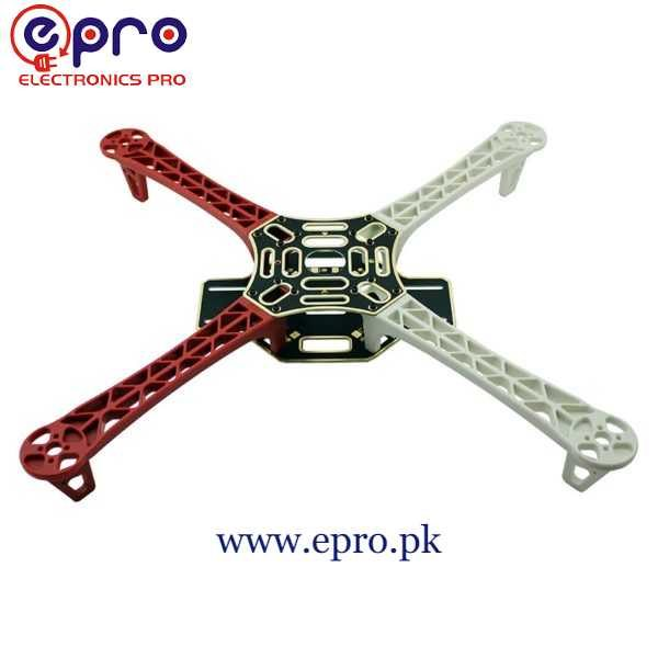 F450 Drone Kit DIY Quadcopter Flying Multicopter Heli Flame Wheel Kit in Pakistan