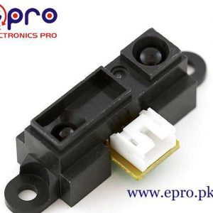 Sharp IR 2Y0A02 Long Range Sensor in Pakistan