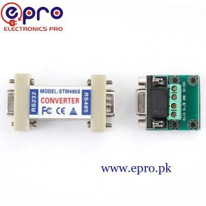 Communication Data RS232 to RS485 Converter in Pakistan